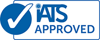 iATS Approved tester logo